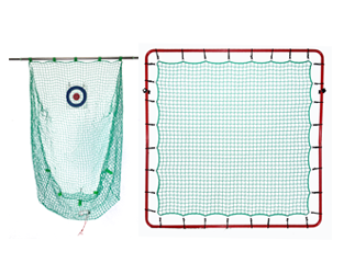Miracletennis sv-03 Serve net,pipes & Volley net